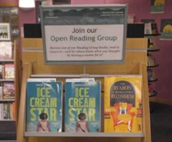Stornoway Library Open Reading Group