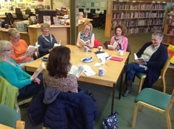 Lionacleit Library Reading Group