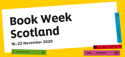 Book Week Scotland Banner