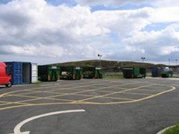 Creed Household Waste  Recycling Facility
